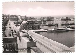 Italy - Trieste - Riva E Pescheria - Harbour - Schiff - Ship - Dampfer - Old View - Trieste