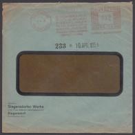 """""""Siegersdorf, Kr. Bunzlau/ Schlesien"""" 1934, Baukeramik - Deutschland"""