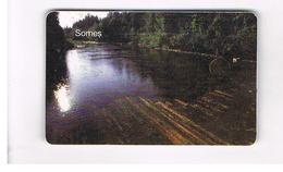 ROMANIA (ROMANIA) - 2003 SOMES RIVER  - USED  -  RIF. 10758 - Romania