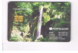 ROMANIA (ROMANIA) - 2003 BEUSNITA WATERFALL  - USED  -  RIF. 10758 - Romania