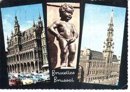 Bruxelles - CP - Brussel - Bruxelles - Panoramische Zichten, Meerdere Zichten