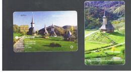 ROMANIA (ROMANIA) - 2003 MONASTERIES  - USED  -  RIF. 10759 - Romania