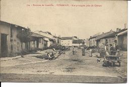 54 - Vitrimont - Rue Principale, Prise Du Château - Autres Communes