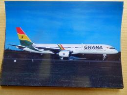 GHANA INTERNATIONAL  B 757 225   N930RD - 1946-....: Moderne
