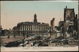Cambrai Hotel De Ville Et Grand Place - Cambrai