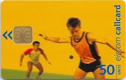 Ireland - Eircom - Irish Handball - 50Units, 11.1999, 51.000ex, Used - Ireland