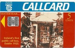 Ireland - Eircom - Call Box (Yesteryear) - 5Units, 05.1995, 60.000ex, Mint (check Photos!) - Ireland