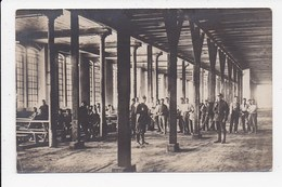 CARTE PHOTO MILITARIA F.a. Geprüft Prisonniers Français Sttugart II - Guerre 1914-18