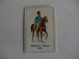 Pharmacien Médecin Major France Pocket Calendar 1984 - Calendars