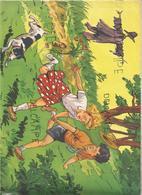Album à Colorier. Années 1950. Excellent état. Color Editions - Livres, BD, Revues