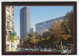 {70623} 75 Paris , La Tour Montparnasse - France