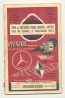 Livre Avec Les Prix Des Voitures, Poids Lourds Et Motos De 1956 - Automobile, Oldtimer,scooter,... (b227) - Auto/Moto