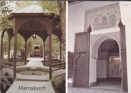 MAROC---MARRAKECH---DAR SI SAID--musée D'art Marocain---voir 2 Scans - Marrakech