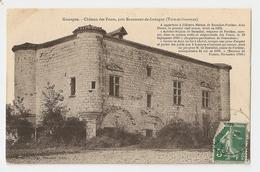 82 Près Beaumont De Lomagne, Chateau Des Fours (963) - Beaumont De Lomagne