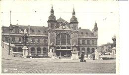 Verviers - CPA - La Gare Centrale - Verviers