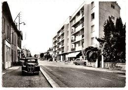 GRANGES-LES-VALENCE - L'AVENUE DE LA REPUBLIQUE - Other Municipalities