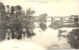 CHEFFES SUR SARTHE Passage Sur La Sarthe 43 - Andere Gemeenten
