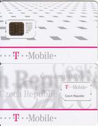 CZECH REPUBLIC - T Telecom GSM, Mint - Czech Republic