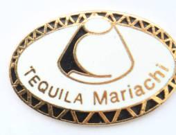 Pin's TEQUILA MARIACHI - Le Sombrero - Le Chapeau Mexicain - Formula - H083 - Beverages