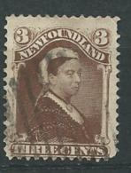 Terre Neuve      - Yvert N°   42 Oblitéré  -   Pa12617 - 1865-1902