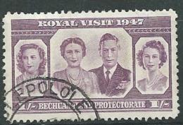 Bechuanaland    - Yvert N° 85 Oblitéré  -   Pa12627 - 1885-1964 Bechuanaland Protectorate