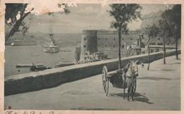MALTA / ST BARBARA BASTION / CIRC 1937 - Malte