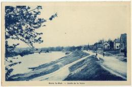 (77) 027, Bois Le Roi, Gravier, Bords De La Seine, Non Voyagée, TB - Bois Le Roi