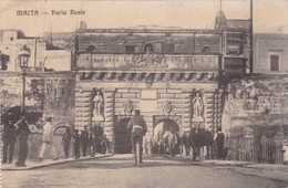 MALTA / PORTA REALE - Malte