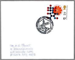 UNIVERSITY CHEMISTRY DEPT - OPEN DAY. Birmingham 1977 - Química
