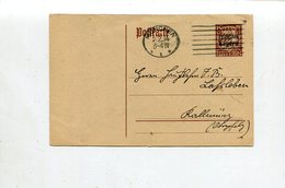Bayern / 1914 / Postkarte Masch.-o (4/664) - Bavaria