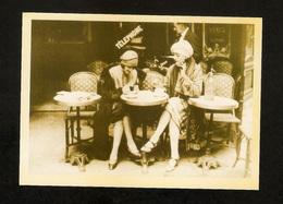 FRANCE PARIS  PETIT CAFE DE PARIS  IN THE 30s - Altri