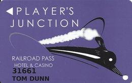 Railroad Pass Casino - Henderson, NV - Slot Card - Casino Cards