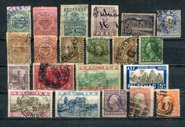 Uebersee / Int. Lot, Guenstig ! (4/690) - Timbres
