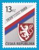 CZ 2014-827 17 November Anniversary, CZECH REPUBLIK, 1 X 1v, MNH - Tchéquie