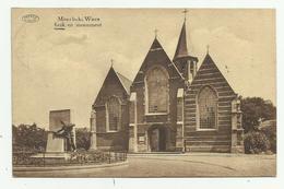 Moerbeke-Waes  *  Kerk En Monument - Moerbeke-Waas
