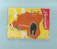 Magnet Collection Brossard Carte Afrique Le Gorille - Animals & Fauna