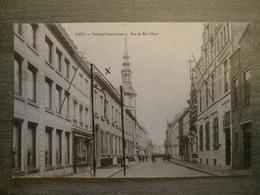 Cpa Diest - Koning Albert Straat - Rue Du Roi Albert - E. Desaix - Diest