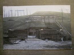 Cpa Diest - Les Fortifications N°2 - 1907 - Diest