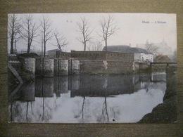 Cpa Diest - L'écluse N°6 - 1907 - Diest