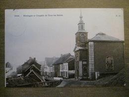 Cpa Diest - Montagne Et Chapelle De Tous Les Saints - N°11 - Diest