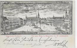 AK 0889  Klagenfurt -Neuer Platz Im 17. Jahrhundert / Verlag Leon Sen. Um 1898 - Klagenfurt