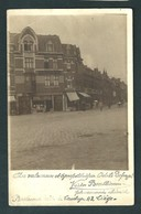 Liège. Photo-carte. Pharmacie Buillenne. Bd. E. De Laveleye. Adressée Au Grand Coureur Cycliste Odile Defraye. 2 Scans. - Liege