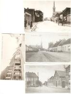Konings-Hoyckt / Koningshooikt : 4 Afbeeldingen ( Repro's) - Lier