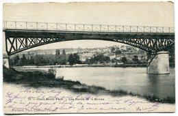 CPA - Carte Postale - France - Mont Saint Père - Les Bords De La Marne - 1903 (CP1957) - France