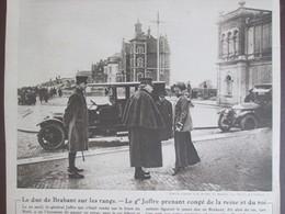 La Panne Villas Royales   Digue  Le Duc De Brabant - De Panne
