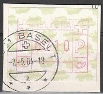 Svizzera - ATM - BASEL - Su Frammento - Svizzera