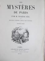 Gravures EUGENE SUE Les Mysteres De PARIS 30 Gravures  De 1844 - Sin Clasificación