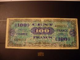 100 Francs Serie 1944 - 1871-1952 Anciens Francs Circulés Au XXème