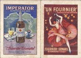 1927 FOURNIER-DEMARS  ST AMAND  CHER - Calendarios