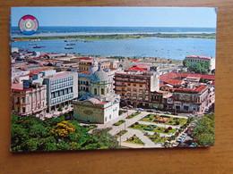 Paraguay / Asuncion, Plaza De La Independencia At Fondo La Bahia --> Unwritten - Paraguay